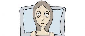 aanhoudende vermoeidheid na zwangerschapsdiabetes
